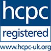 Lucy is HCPC registered